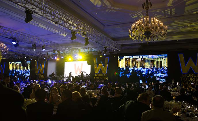 world tourism forum award dinner gala