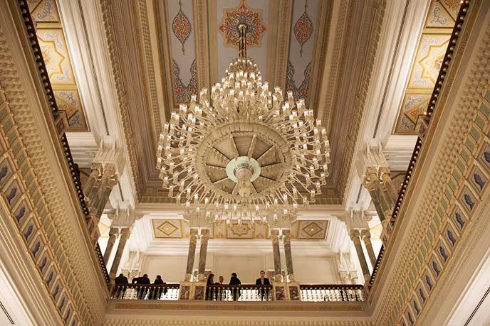 grand istanbul hotel balcony