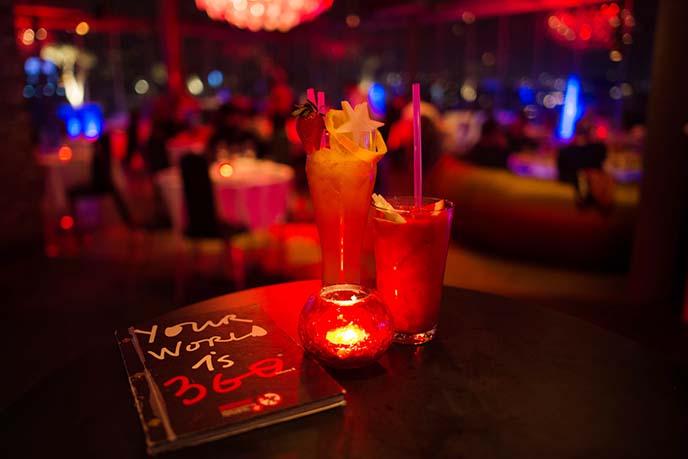360 istanbul menu drinks
