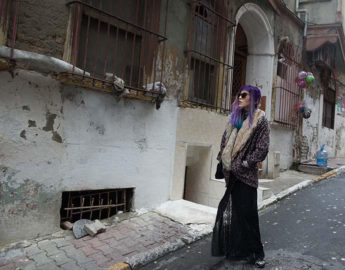 Beyoğlu istanbul neighborhood streets