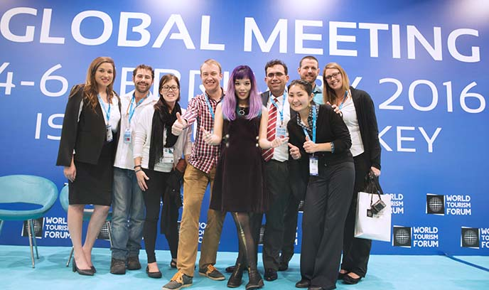 top travel bloggers conference event meetup