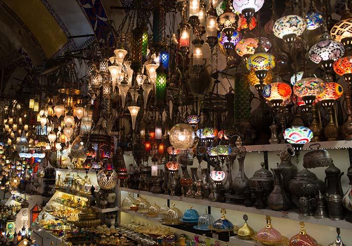 istanbul lanterns stores
