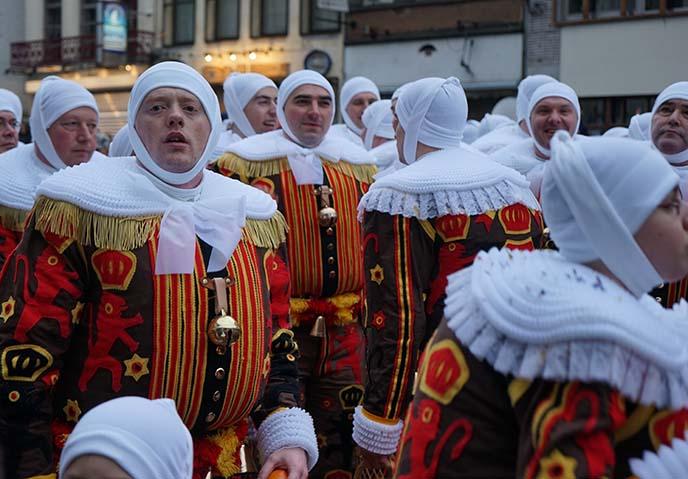 belgian mardi gras festivals