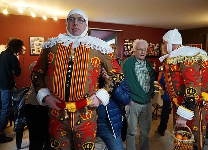 french mardi gras costumes