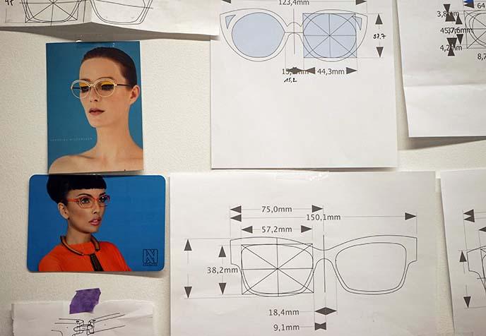 custom designing glasses