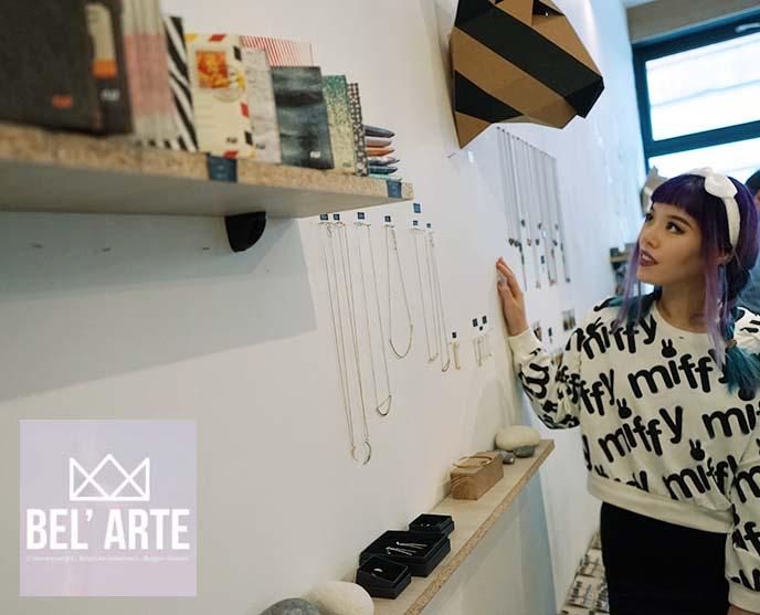 bel arte jewelry store brussels