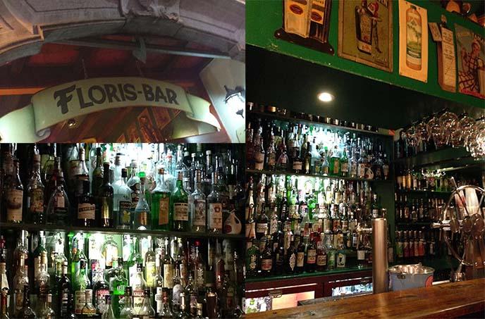 absinthe bar brussels belgium