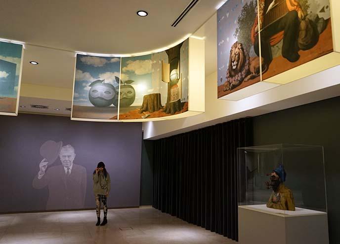 brussels modern art museum