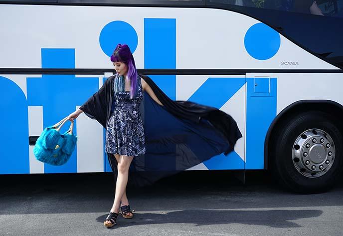 contiki girl, travel girls
