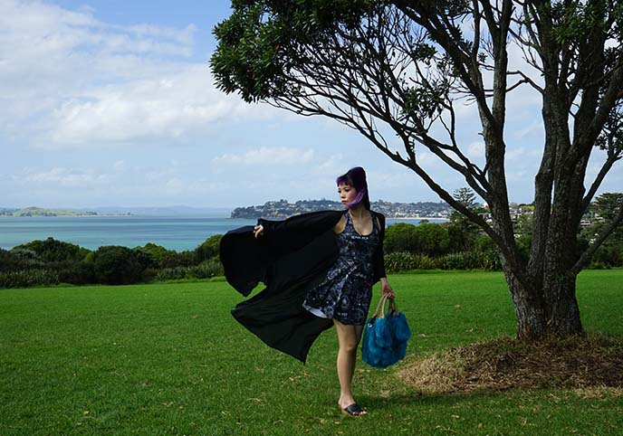 young female travel blog new zealand