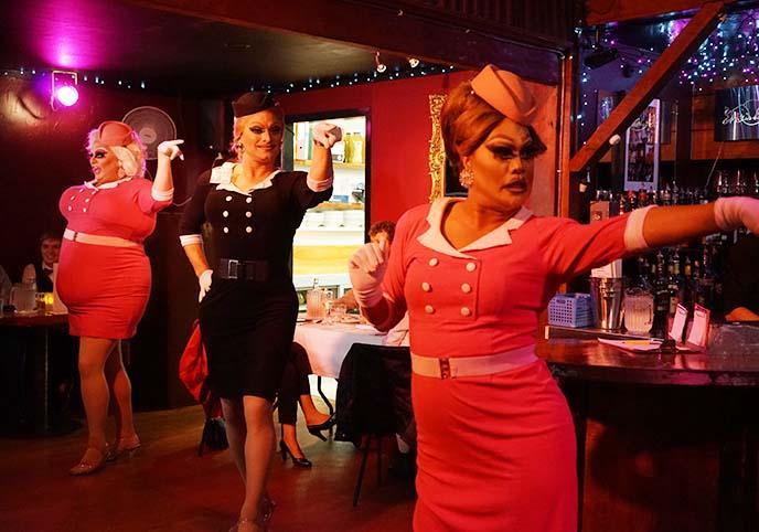 caluzzi bar cabaret, auckland nz