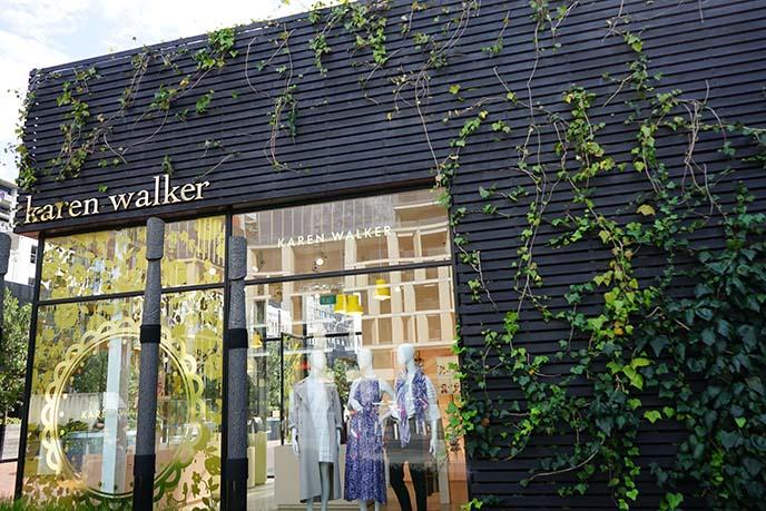 karen walker, brito mart store