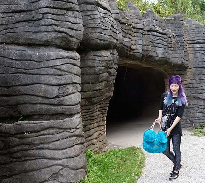 ruakuri glowworm caves tour waitomo