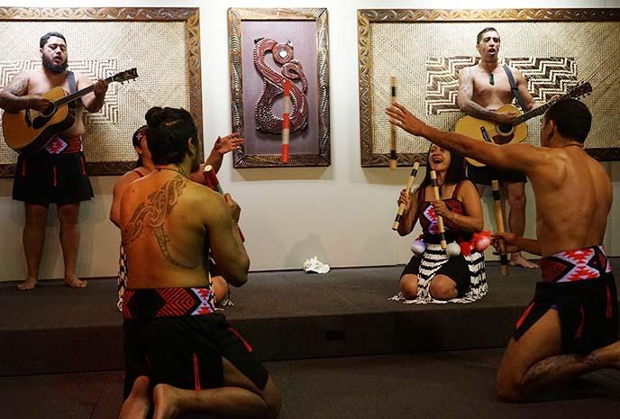 Ti Rakau, Māori Stick Game