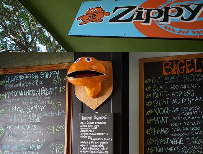 zippy's cafe rotorua