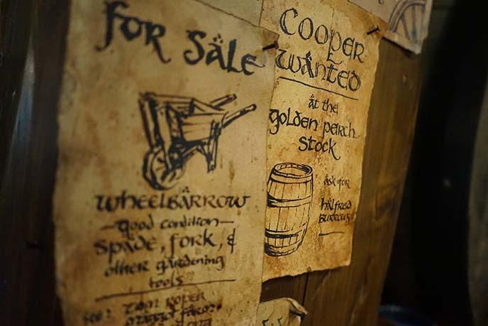 hobbit font, tolkien memorabilia