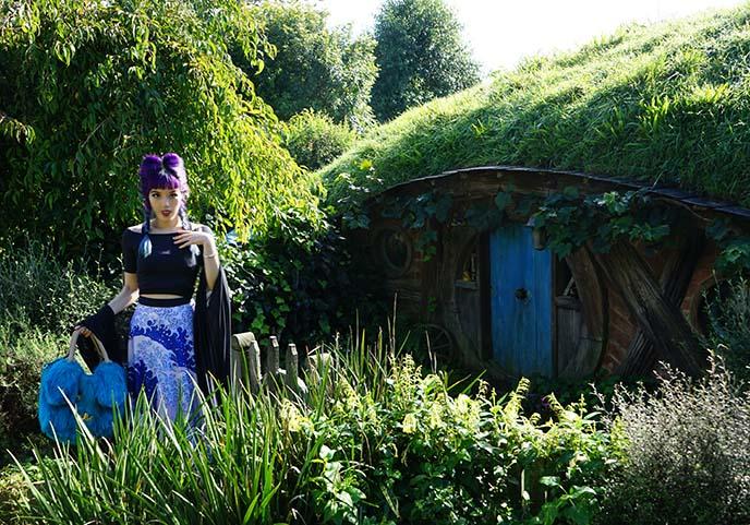 the hobbit tours, fan