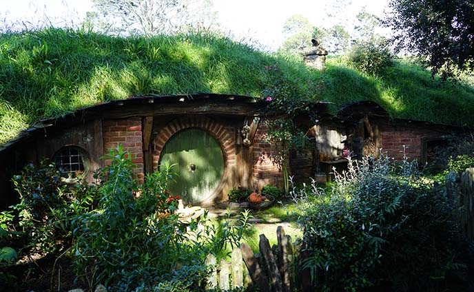 Hobbiton Movie Set Tours