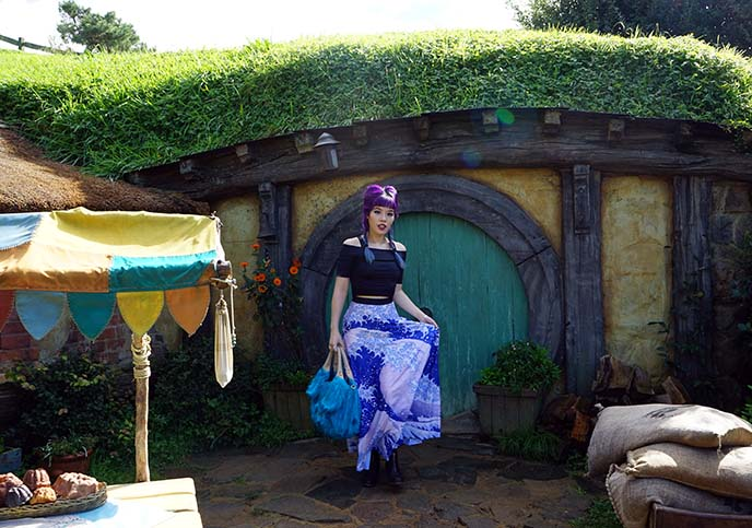 hobbit theme park, lotr