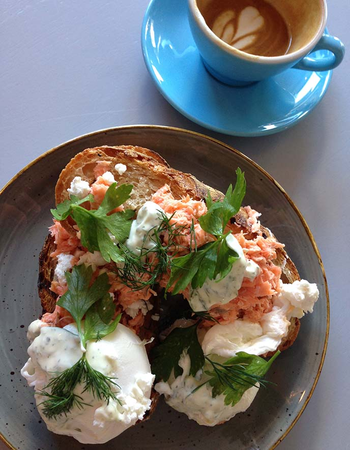 best sydney brunch breakfast cafe