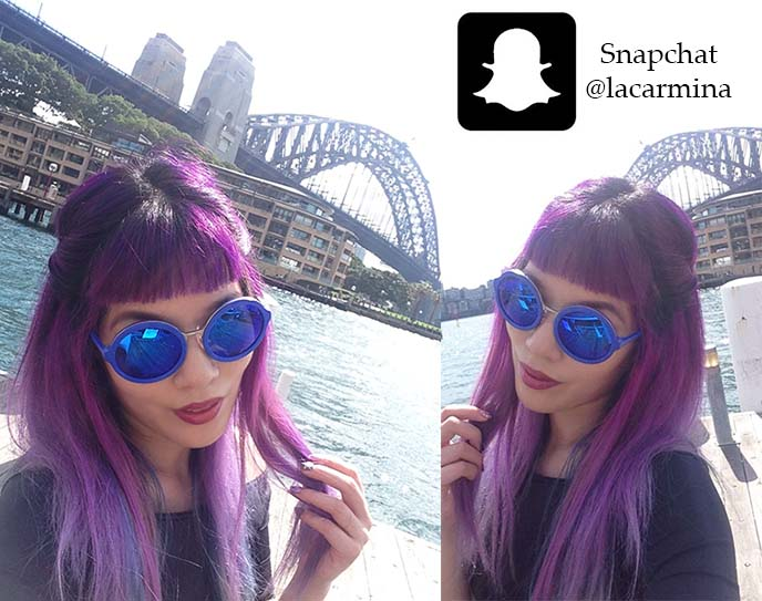 travel influencers snapchat account