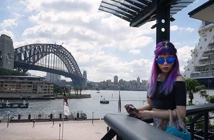 sydney fashion blogging, hair
