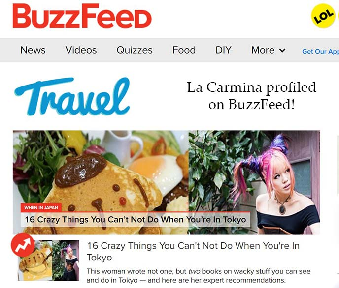 buzzfeed travel, famous bloggers, viral article