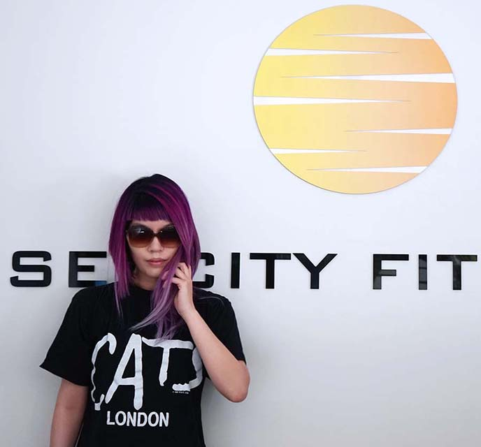 seacity fitness vancouver downtown studio