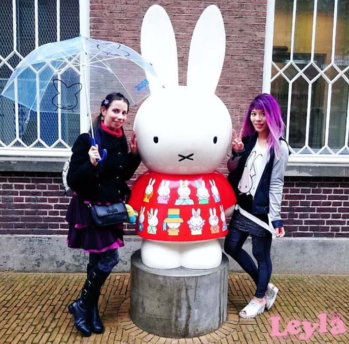 miffy museum tour vlog video