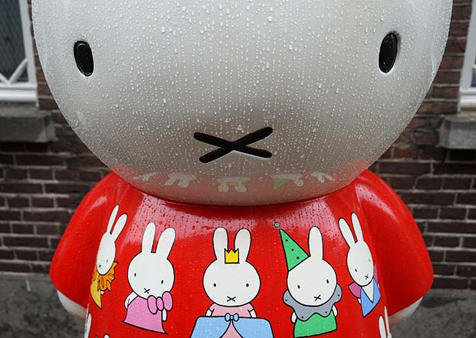miffy parade statues, 60th anniversary