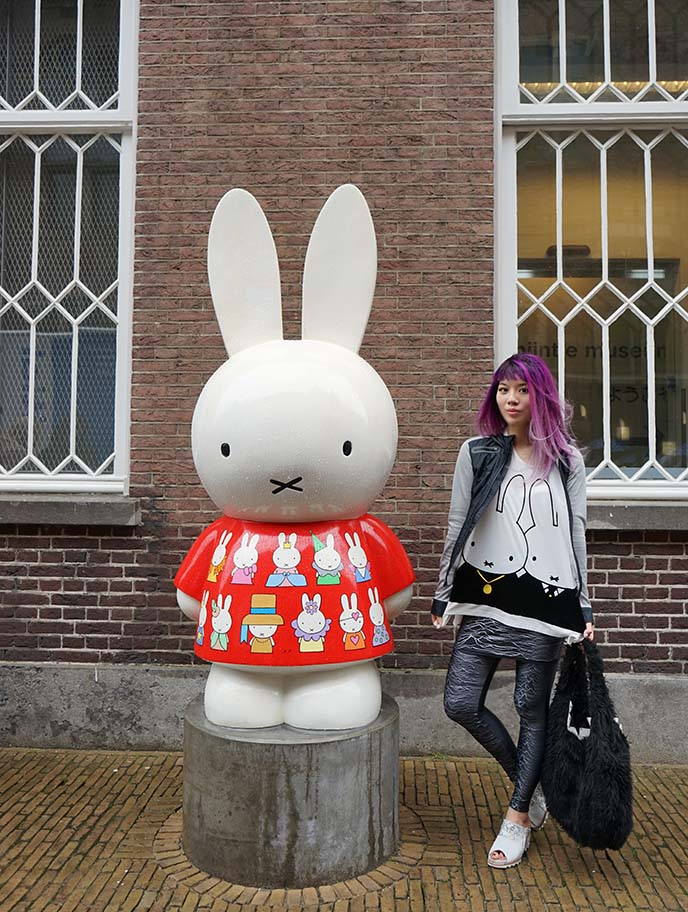 miffy museum, utrecht holland