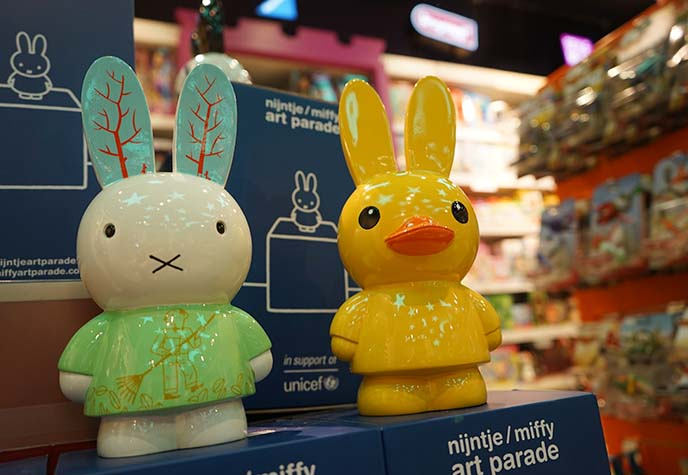 nijntje miffy duck art