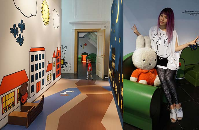 miffy museum shop, toys