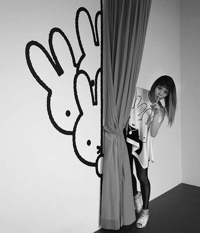 miffy cute art museum
