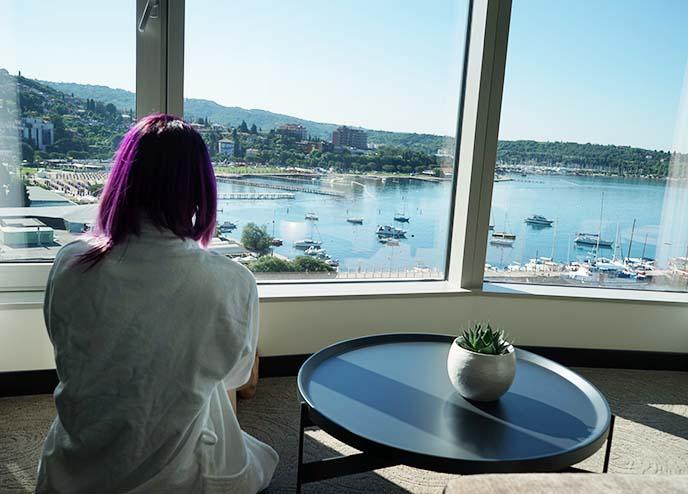 Mediterranean hotel, slovenia spa