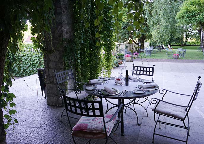 Vila Podvin, slovenian bed and breakfast