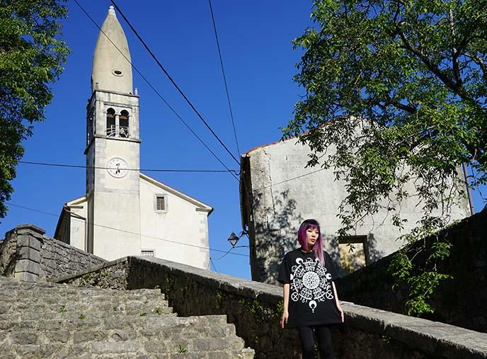 Štanjel church