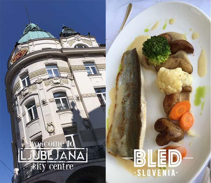 slovenia trout, top restaurants