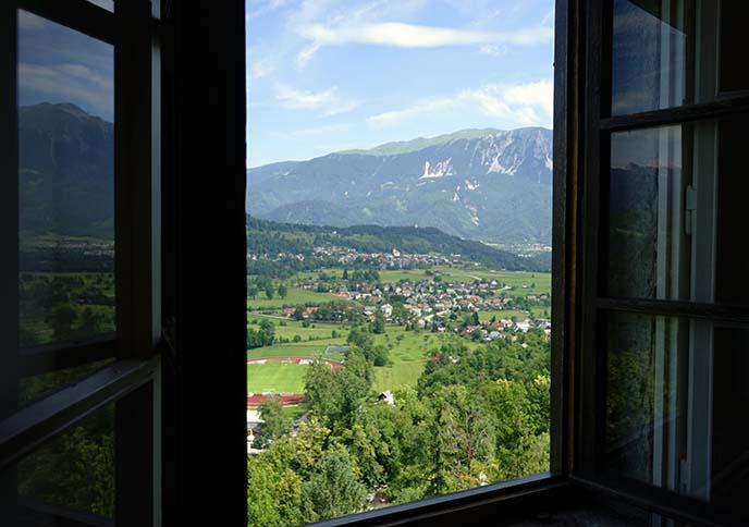 beautiful slovenia scenery