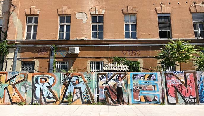 metelkova mesto street art
