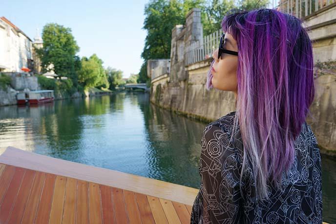 ljubljana boat ride