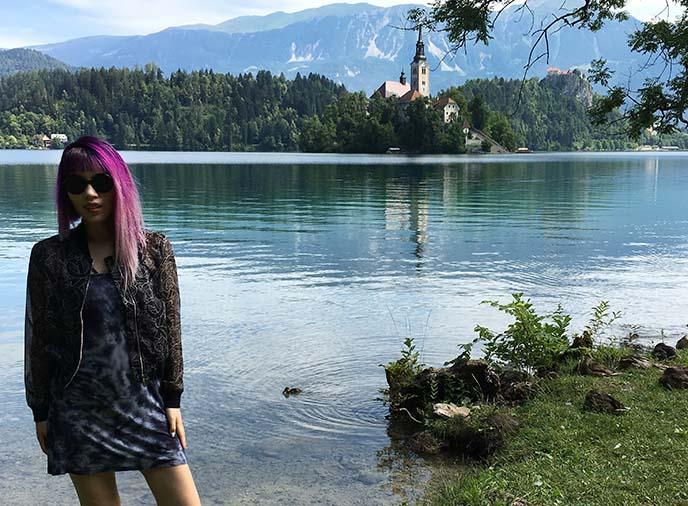 lake bled tourism, slovenia