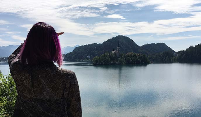 lake bled castle, attractions