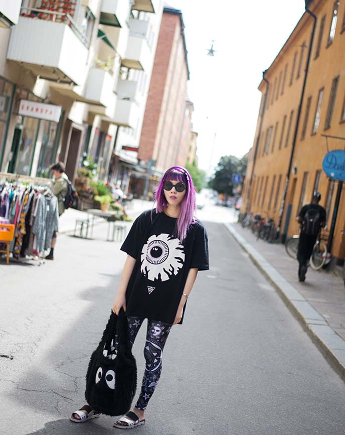sweden street style stockholm