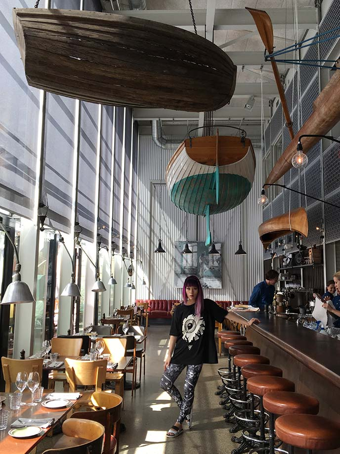 oaxen slip krog swedish restaurant