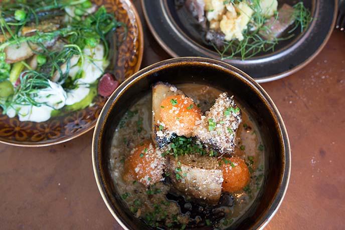 stockholm design restaurants, oaxen