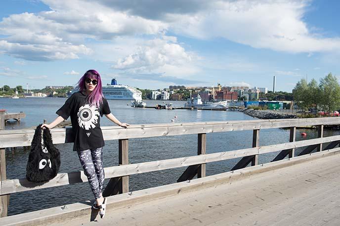 goth stockholmm sweden