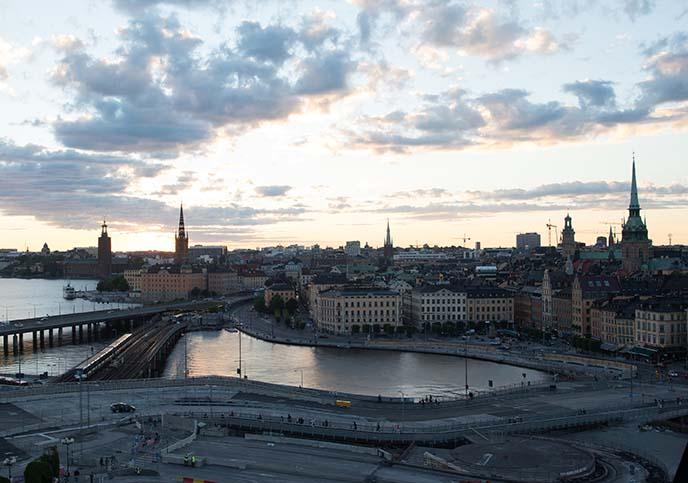 Katarinahissenstockholm best view