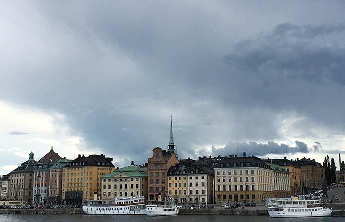 buildings architecture stockholm sweden