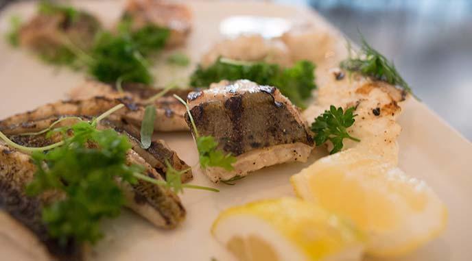 B.A.R. shellfish restaurant stockholm